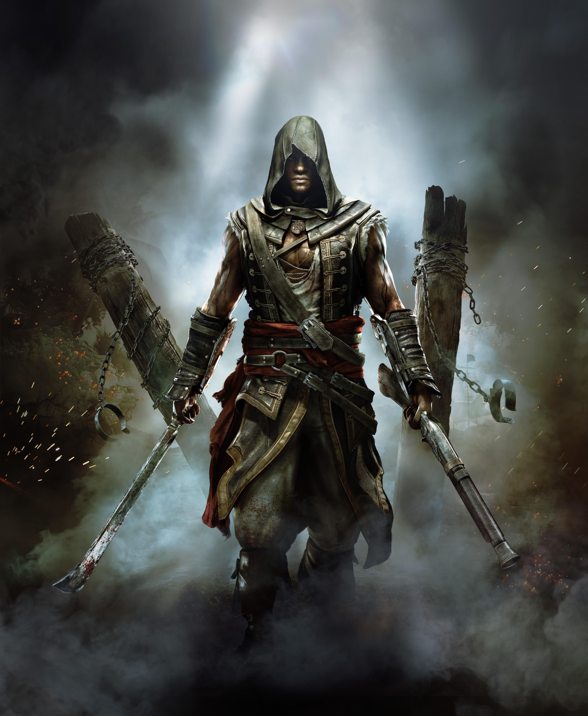 Assassin's Creed 4: Black Flag - DLC Schrei nach Freiheit ...
