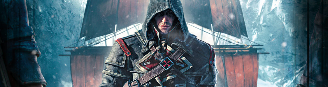 Assassin's Creed Rogue<br /><span><a href='http://www.assassinscreed.de/ac-rogue'>Werde vom Assassinen zum Assassinen-Jäger!</a></span>