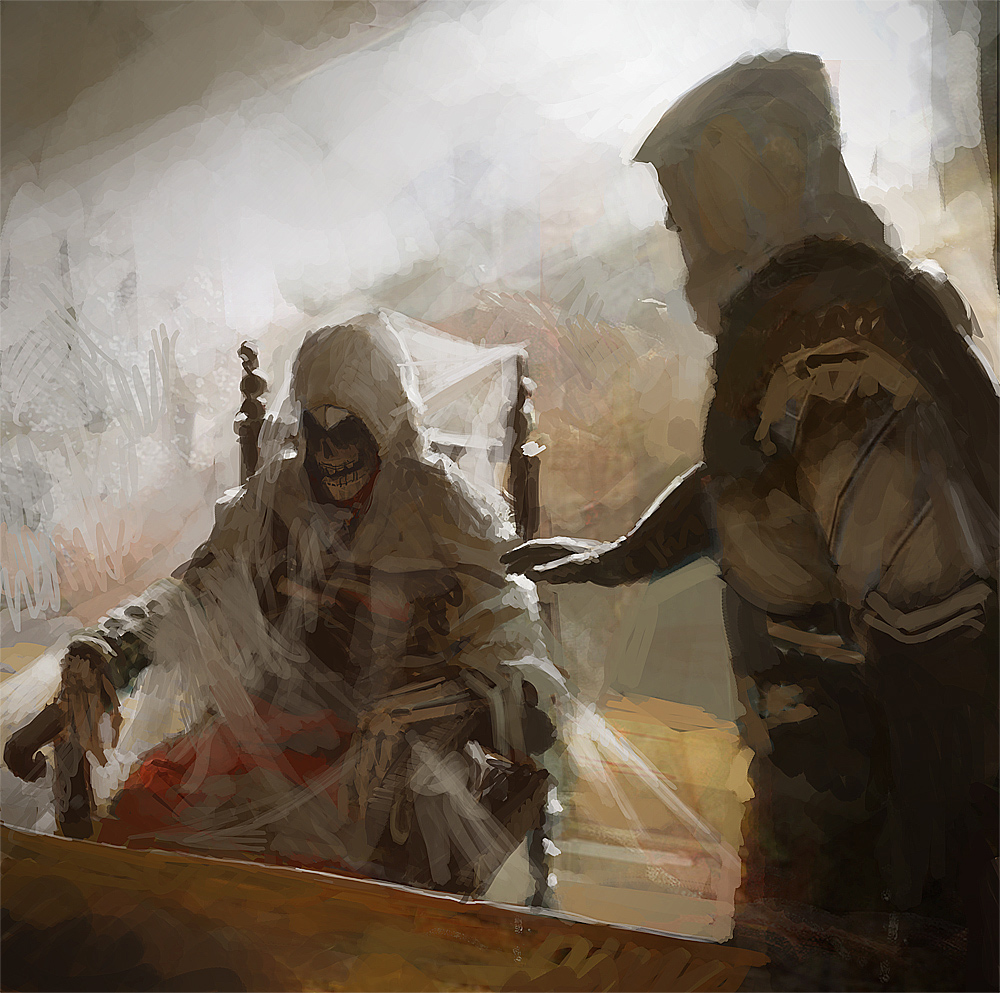Assassin's Creed Revelations - Concept Art ...