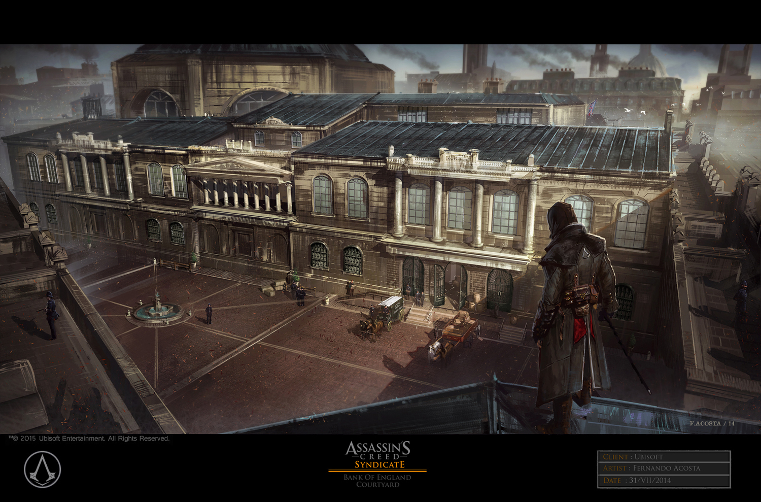Assassin S Creed Syndicate Concept Art Assassinscreed