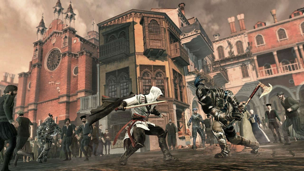 Assassin S Creed  Tour Of Venice