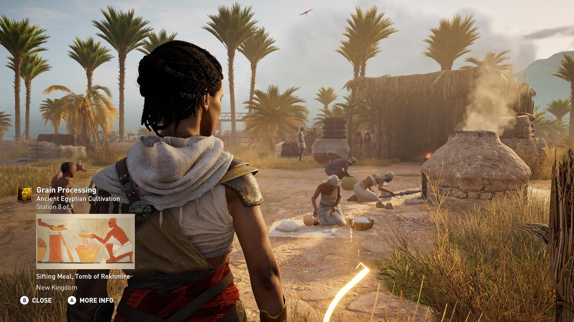 Assassin's Creed Origins - DLC - Entdeckungstour ...