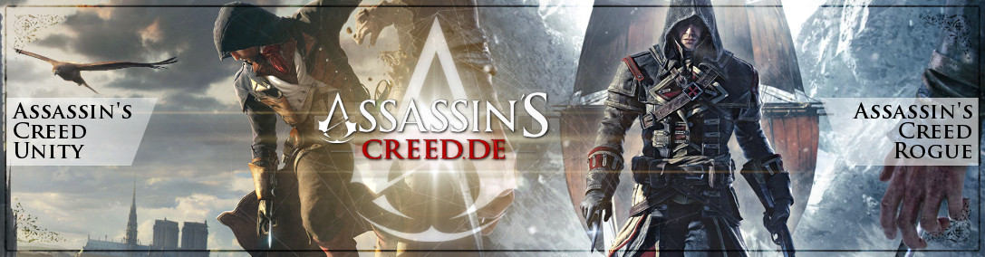 AssassinsCreed.de - Offizielle DE Fanseite mit News & Forum