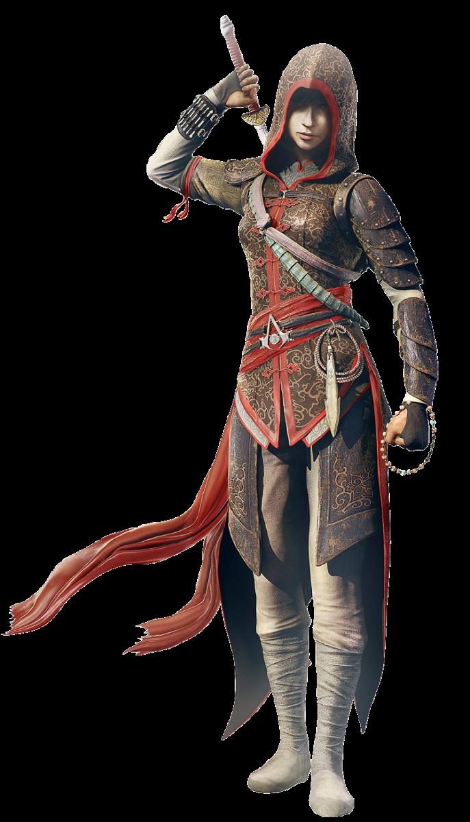 Assassins Creed Chronicles China Assassine Shao Jun