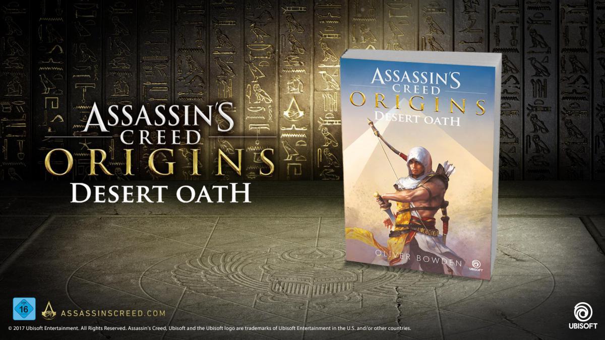 Assassin's Creed Origins: Desert Oath - Roman ...