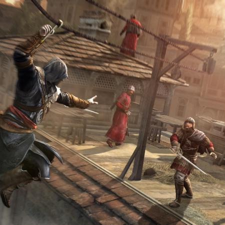 Assassin's Creed: Revelations выйдет на PC, Xbox 360 и PS3 впритык с другим